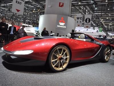 Genève 2013 : Pininfarina Sergio Concept
