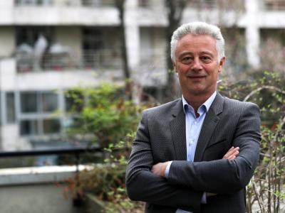 Les Boss de l'Auto #3 Frank Marotte, président de Toyota France