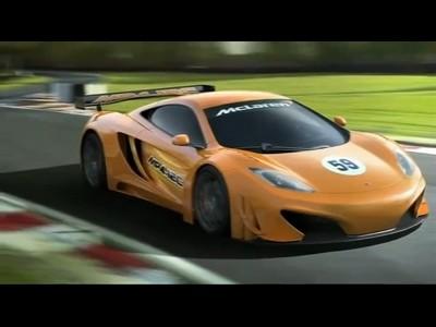 McLaren MP4-12C GT3 : nouvelle arme de compétition