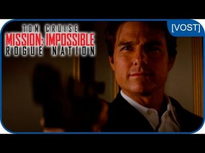 Tom Cruise est Ethan Hunt | Mission:Impossible Rogue Nation