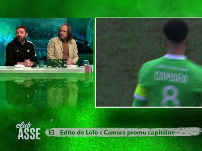 ASSE : l'edito de Laurent Hess sur le capitaine Camara