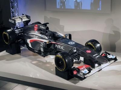 F1 2013 : Sauber C32