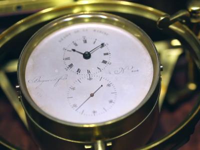 Horloger de la Marine Royale