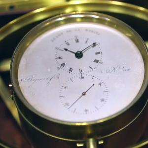 UpTime [S04E02] Breguet, Horloger de la Marine Royale