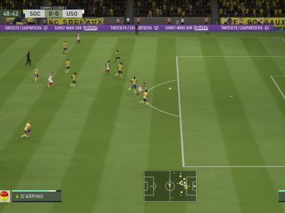 FC Sochaux - US Orléans sur FIFA 20 : résumé et buts (L2 - 37e journée)
