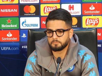 "Naples - Insigne : ""Je ne veux pas comparer Messi et Maradona"""