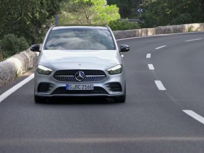 Mercedes Classe B : notre essai en vidéo