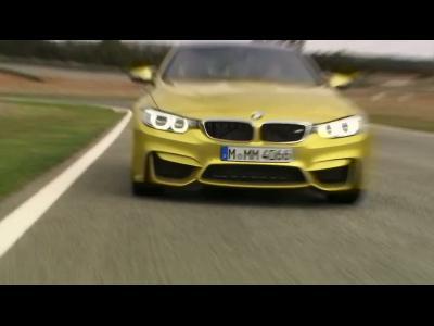 Les BMW M3 et M4 aiment toujours la glisse