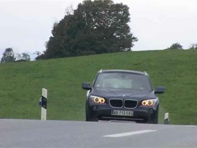 Essai BMW X1 sDrive20d 177 ch