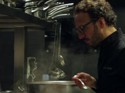 Gastron'homme [S09E04] Simone Zanoni, à fond !