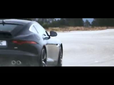 La Jaguar F-Type Coupé en vidéo