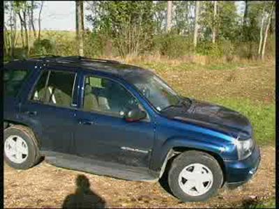 Essai Chevrolet Traiblazer