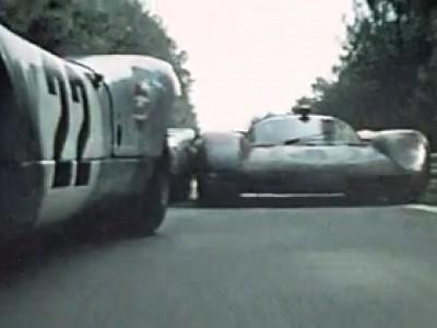 L'histoire de Porsche au Mans
