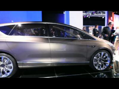 Francfort 2013 - Ford S-Max Concept