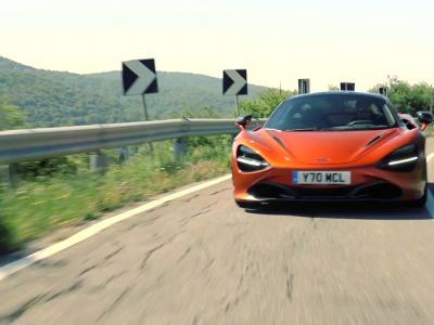 Essai McLaren 720S : coup de foudre au quotidien