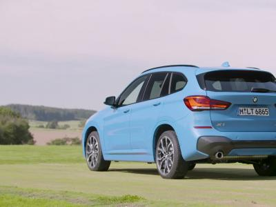 BMW X1 restylé : l'essai vidéo