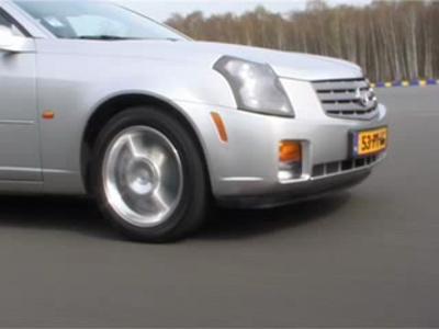 Essai Cadillac CTS V6