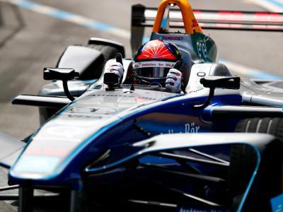 Formule E : le e-Prix de Sanya en Chine en direct