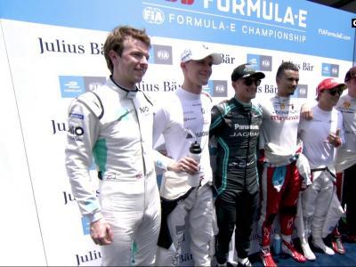 Formule E - Qualifications du e-Prix de Santiago