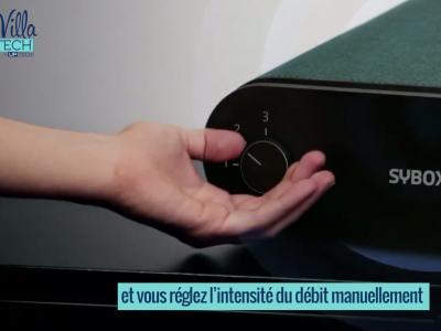 Sybox, le boîtier pour vous protéger des ondes wifi de votre box Internet