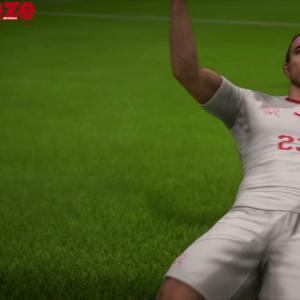 Serbie - Suisse : notre simulation sur FIFA 18