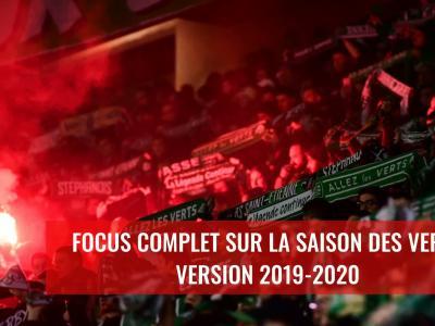 ASSE : Le bilan de la saison 2019 / 2020