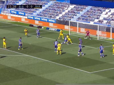 Alavés - Barça : le résumé et les buts de la rencontre en vidéo !