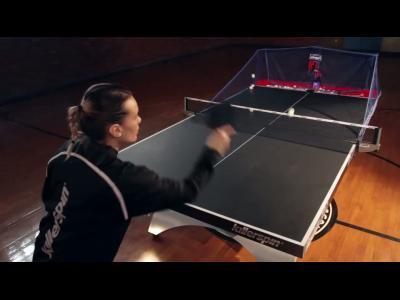 Ping-Pong: découvrez votre nouveau sparring partner