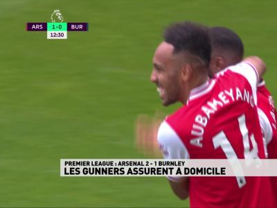 Arsenal - Burnley : le résumé du match