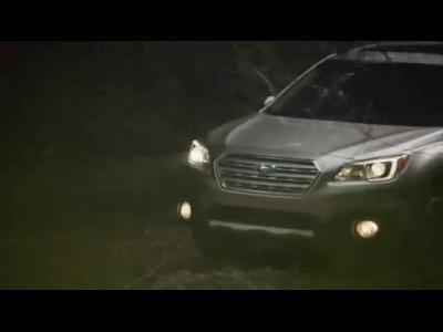Le nouveau Subaru Outback en vidéo