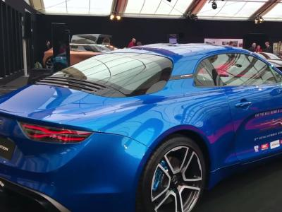 Festival Automobile International 2018 : Alpine A110