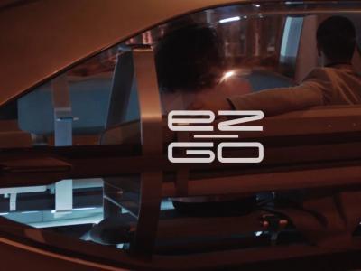 Renault EZ-GO : le teaser du concept dévoilé à Genève