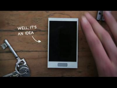 Dans l'anatomie d'un téléphone...
