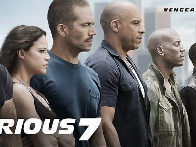 Découvrez le 1er trailer de Fast and Furious 7