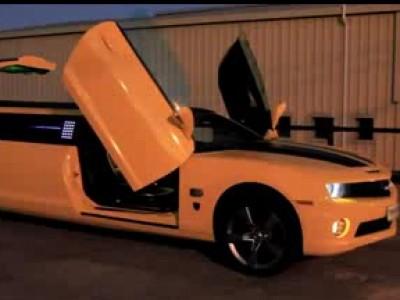 Chevrolet Camaro, version longue
