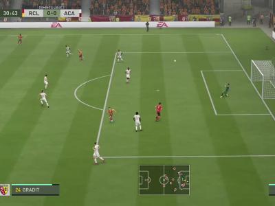 RC Lens - AC Ajaccio : notre simulation FIFA 20 (L2 - 36e journée)