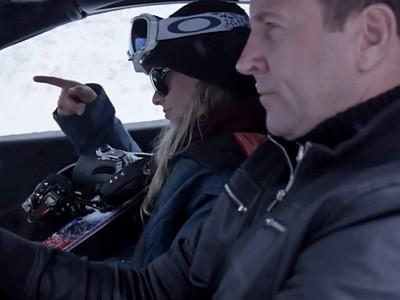 McLaren MP4-12C Spyder : Rhys Millen vs Chanelle Sladics