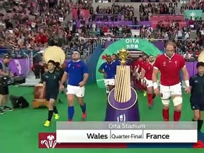 Pays de Galles - France : le résumé du quart de finale de la Coupe du Monde 2019