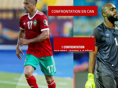 8e de finale de la CAN 2019 : Maroc - Bénin en chiffres