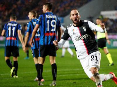 Serie A : La Juve renverse l'Atalanta
