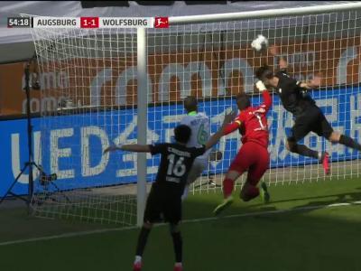 Bundesliga : Un but gag encaissé par Wolfsburg