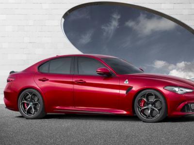 La nouvelle Alfa Romeo Giulia se montre toujours plus