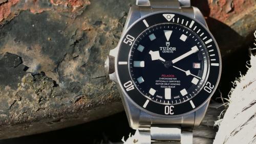Tudor Pelagos LHD : une Pelagos pour gauchers