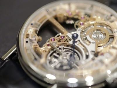 Breguet : du tourbillon à la chronométrie