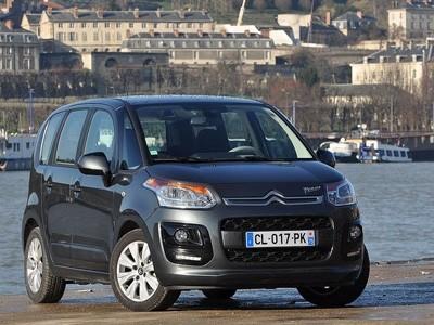 Essai Citroën C3 Picasso restylé 1.4 VTi 95