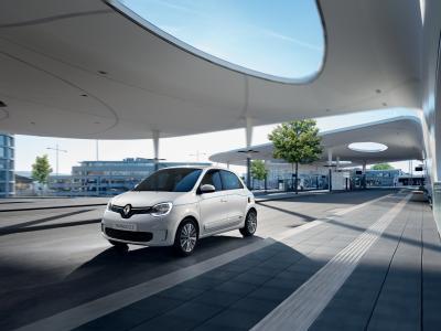 Renault Twingo ZE : la citadine passe à l'électrique