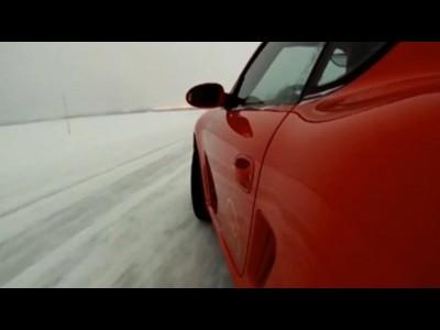 Apprendre le pilotage sur glace en Laponie