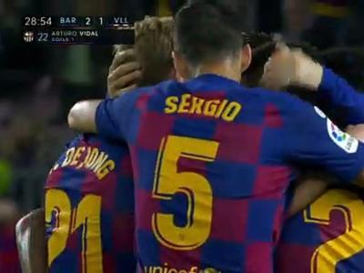 Barça - Valladolid : le résumé et les buts en vidéo