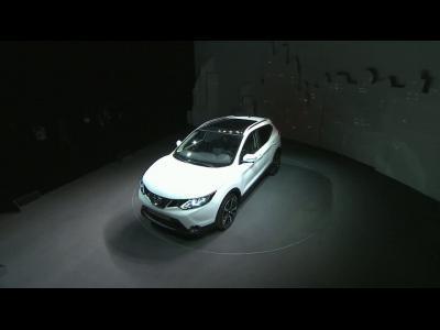 Reveal nouveau Nissan Qashqai