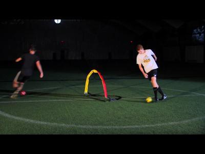 Le football différent avec Soccer MX Game